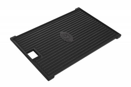 Plancha - uniwersalna płyta żeliwna do grillowania