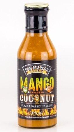 Sos i glazura do grilla 'Mango Habanero Coconut' DON MARCO's