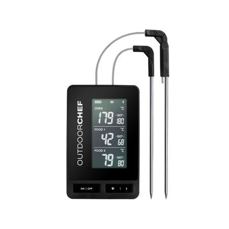 termometr do grilla - GOURMET CHECK PRO - OUTDOORCHEF